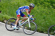 Thibaut Pinot (FRA - Groupama - FDJ) during the 101th Tour of Italy, Giro d'Italia 2018, stage 10, Penne - Gualdo Tadino 239 km on May 15, 2018 in Italy - Photo Luca Bettini / BettiniPhoto / ProSportsImages / DPPI
