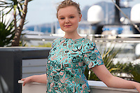 Actress Maria-Victoria Dragus at the gala screening for the film Graduation (Bacalaureat) at the 69th Cannes Film Festival, Thursday 19th May 2016, Cannes, France. Photography: Doreen Kennedy