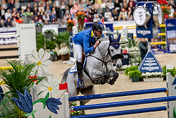 Ahlmann Christian, GER, Clintrexo Z<br /> LONGINES FEI World Cup™ Finals Gothenburg 2019<br /> © Hippo Foto - Stefan Lafrentz<br /> 07/04/2019