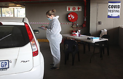 South Africa - Pretoria - 22 July 2020 - The new On Demand Doctor testing site at Menlyn Park Shopping centre.<br />Picture: Jacques Naude/African News Agency(ANA)