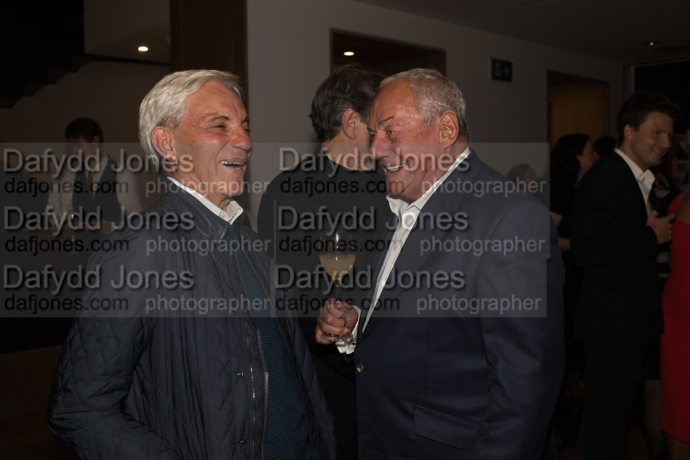 DAVID REUBEN JOHNNY GOLDBonhams host a private view for their  forthcoming auction: Jackie Collins- A Life in Chapters' Bonhams, New Bond St.  3 May 2017.