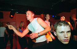 Disco nightclub Newcastle UK