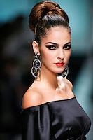 Emina Cunmulaj wearing Valentino - Fall 2007 Couture