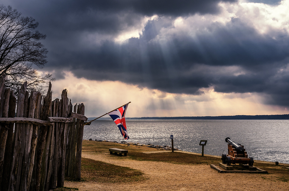 Jamestown was established in 1607 and is the first permanent English settlement in North America. Colonial NHP, Virginia