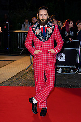 September 5, 2017 - London, London, United Kingdom -  05/09/2017. London, United Kingdom. Jared Leto attends the GQ Men Of The Year Awards 2017.  (Credit Image: © Chris Joseph/i-Images via ZUMA Press)