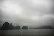 Ha Long Bay, Vietnam. March 13th 2007