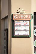 Shops on Colorado Blvd Pasadena California
