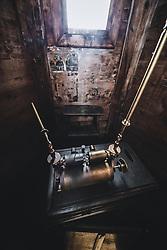 THEMENBILD - historischer Beckley Windschreiber am Sonnblick Observatorium, aufgenommen am 20. November 2018, Rauris, Österreich // historic Beckley wind writer at the Observatory Sonnblick on 2018/11/20, Rauris, Austria. EXPA Pictures © 2018, PhotoCredit: EXPA/ JFK
