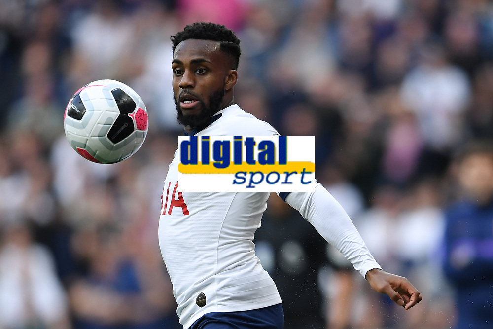 Football - 2019 / 2020 Premier League - Tottenham Hotspur vs. Aston Villa<br /> <br /> Tottenham Hotspur's Danny Rose in action during this afternoon's game, at The Tottenham Hotspur Stadium.<br /> <br /> COLORSPORT/ASHLEY WESTERN