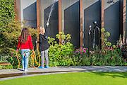 The Chelse Barrack Garden by Jo Thompson.