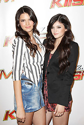 Kendall Jenner and Kylie Jenner arriving for KIIS FM's Wango Tango 2010 held at Staples Center in Los Angeles, California on May 15, 2010.  Photo by Tony DiMaio / ABACAPRESS.COM (Pictured : Kendall Jenner , Kylie Jenner)  | 231026_041