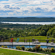 Scenic Wonderland As Viewed From Shanty Creek Resort In Bellaire, Michigan.