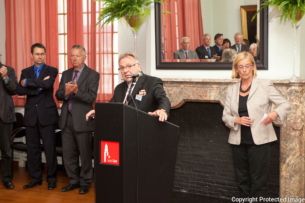 364405-50jaar Rotary Lier, viering in Stadhuis Lier