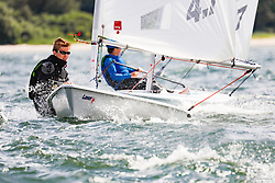 , Travemünder Woche 19. - 28.07.2019, Laser 4.7 - GER 194770 - Jelle SCHWARZE - Rostocker Yachtclub e. V