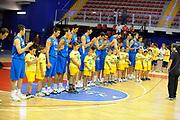 DESCRIZIONE : Biella Trofeo Angelico Raduno Collegiale Nazionale Maschile Amichevole Italia Giordania<br /> GIOCATORE : Nazionale Italiana<br /> SQUADRA : Nazionale Italia Uomini<br /> EVENTO : Raduno Collegiale Nazionale Maschile Amichevole Italia Giordania<br /> GARA : Italia Giordania<br /> DATA : 18/06/2009 <br /> CATEGORIA : curiosita <br /> SPORT : Pallacanestro <br /> AUTORE : Agenzia Ciamillo-Castoria/G.Ciamillo