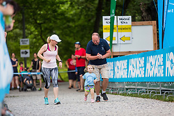 Nocna 10ka 2019, traditional run around Bled's lake, on June 29, 2019 in Bled, Bled, Slovenia. Photo by Ziga Zupan / Sportida