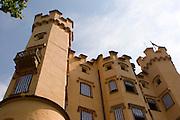 Germany, Bavaria, Hohenschwangau Castle