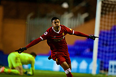 171118 Liverpool U23 v Everton U23