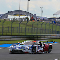 #68, Ford Chip Ganassi Team USA, Ford GT, LMGTE Pro, driven by: Joey Hand, Dirk Muller, Sebastien Bourdais, 24 Heures Du Mans  2018, , 13/06/2018,