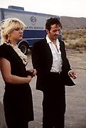 Courtney Love with Joe Strummer Straight to Hell - 1986