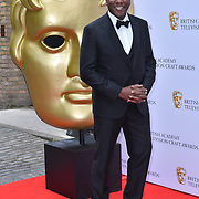 Ainsley Harriott Arrivers at the British Academy Television Craft Awards on 28 April 2019, London, UK.