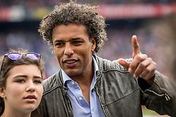 14-05-2017 NED: Kampioenswedstrijd Feyenoord - Heracles Almelo, Rotterdam<br /> In een uitverkochte Kuip pakt Feyenoord met een 3-1 overwinning het landskampioenschap / Pierre van Hooijdonk