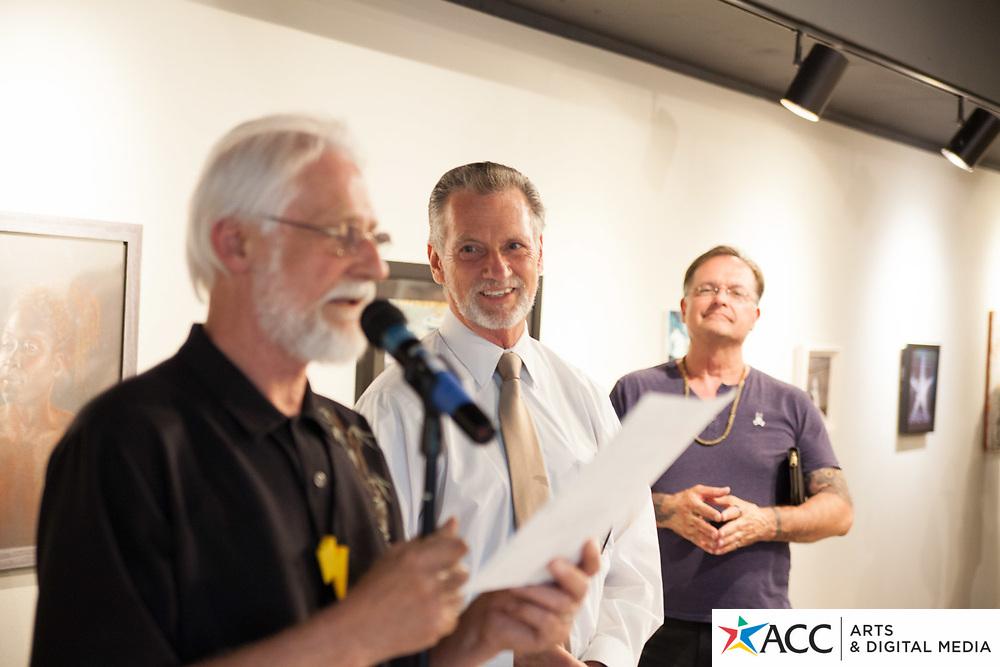 41st Annual ACC Student Art Exhibition Reception