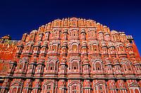 Hawa Mahal (Palace of the Winds), Jaipur, Rajasthan, India