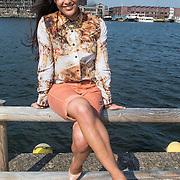 NLD/Amsterdam//20140327 - Perspresentatie Sterren Springen 2014, Anna Alicia Skilas