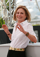 Actress Actress Marthe Keller at the Amnesia film photo call at the 68th Cannes Film Festival Tuesday May 19th 2015, Cannes, France.