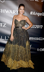 La La Anthony arriving at Gabrielle's Angel Foundation's Angel Ball 2017 at Cipriani Wall Street on October 23, 2017 in New York City, NY, USA. Photo by Dennis Van Tine/ABACAPRESS.COM