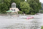 Henley Royal Regatta, Henley on Thames, Oxfordshire, 29 June-3 July 2015.  Wednesday  09:05:35   29/06/2016  [Mandatory Credit/Intersport Images]<br /> <br /> Rowing, Henley Reach, Henley Royal Regatta.