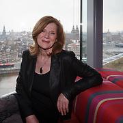 NLD/Amsterdam/20150324 -  boekpresentatie Het Grote Songfestival boek, Lenny Kuhr