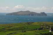 A view over the Blasket Island off West Kerry as viewed from the mainland..Picture by Don MacMonagle