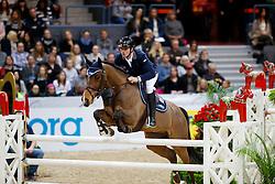 Muff Werner, SUI, Cosby<br /> Gothenburg Horse Show FEI World Cups 2017<br /> © Hippo Foto - Stefan Lafrentz<br /> 24/02/17