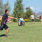 October 02, 2014 Rock Hill, South Carolina  US Disc Golf Championship held at Wintrop University.