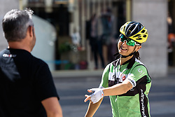 Rosella Rato (Cylance Pro Cycling) - Emakumeen Saria - Durango-Durango 2016. A 113km road race starting and finishing in Durango, Spain on 12th April 2016.