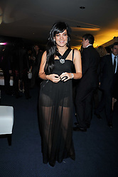 LILY ALLEN at the annual GQ Awards held at the Royal Opera House, Covent Garden, London on 8th September 2009.