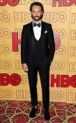 69th Annual Primetime Emmy Awards at Microsoft Theater on September 17, 2017 in Los Angeles, California. 17 Sep 2017 Pictured: Rodrigo Santoro. Photo credit: MEGA TheMegaAgency.com +1 888 505 6342