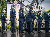 Thai Police Prepare For Anti-Government Protests