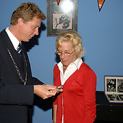 NLD/Hilversum/20060820 - KO mw Gerda A. Sloot 50 jaar lid theatergroep de Fusie Hilversum