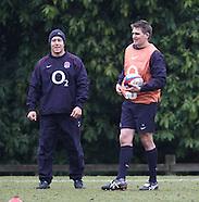 England training 230210