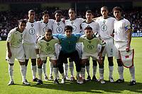 Fotball <br /> FIFA World Youth Championships 2005<br /> Nederland / Holland<br /> 11.06.2005<br /> Foto: ProShots/Digitalsport<br /> <br /> Spania v Marokko<br /> Doetinchem<br /> <br /> Marokko