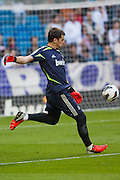 Iker Casillas training