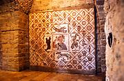Interior Beit Eddine, Beit ed-Dine, Beiteddine Palace of Emir Bashir, Chouf, Lebanon 1998