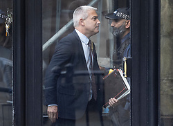 © Licensed to London News Pictures. 15/09/2021. London, UK. Stephen Barclay MP is seen at Parliament just before he was appointed Chancellor of the Duchy of Lancaster and Minister for the Cabinet Office in Prime minister Boris Johnson's cabinet reshuffle. Photo credit: Peter Macdiarmid/LNP