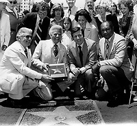 1977 Billy Daniels' Walk of Fame Ceremony