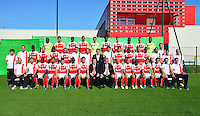 Equipe Reims - 28.09.2015 - Photo officielle Reims - Ligue 1<br /> Photo : Dave Winter / Icon Sport