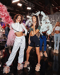 """Bella Hadid releases a photo on Instagram with the following caption: """"REHEARSAL \ud83d\udc96\ud83d\udc96\ud83d\udc96 @alannaarrington"""". Photo Credit: Instagram *** No USA Distribution *** For Editorial Use Only *** Not to be Published in Books or Photo Books ***  Please note: Fees charged by the agency are for the agency's services only, and do not, nor are they intended to, convey to the user any ownership of Copyright or License in the material. The agency does not claim any ownership including but not limited to Copyright or License in the attached material. By publishing this material you expressly agree to indemnify and to hold the agency and its directors, shareholders and employees harmless from any loss, claims, damages, demands, expenses (including legal fees), or any causes of action or allegation against the agency arising out of or connected in any way with publication of the material."""