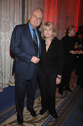 MARTIN LEWIS and PATSY BAKER at a party hosted by the Mandarin oriental Hyde park Hotel to celebrate the Chinese new year on 19th February 2007.<br /><br />NON EXCLUSIVE - WORLD RIGHTS